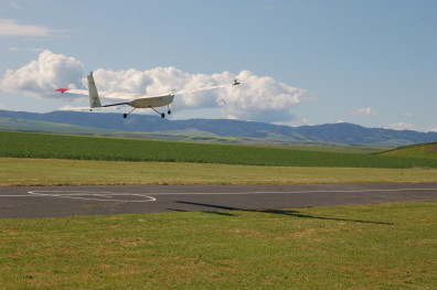 20130531 Flight 2 Climbout