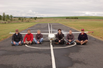 WSU UAS Flight Team May 18 2013