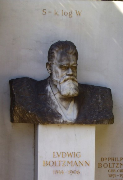 Boltzmanns tombstone