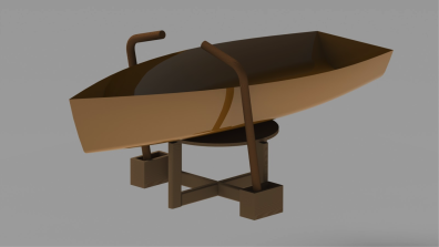 Boat Paddles Concept