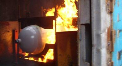 Bonfire test
