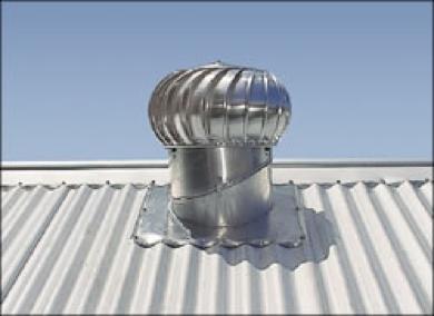 ventilator turbine