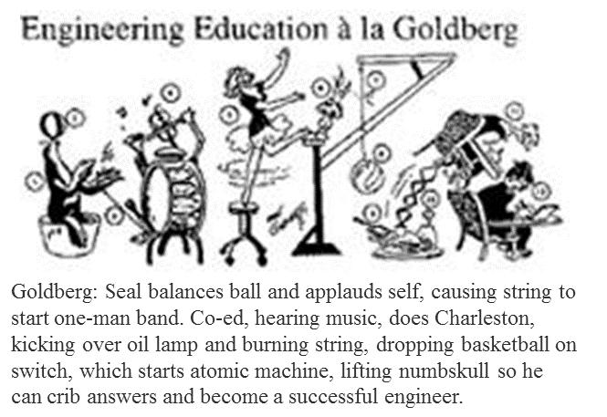 Goldberg Engineering Education