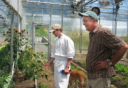 Barber Wheat : Chef praises WSU wheat breeder in New York Times bestseller WSU News ...