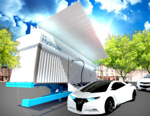 hydrogen-refueling