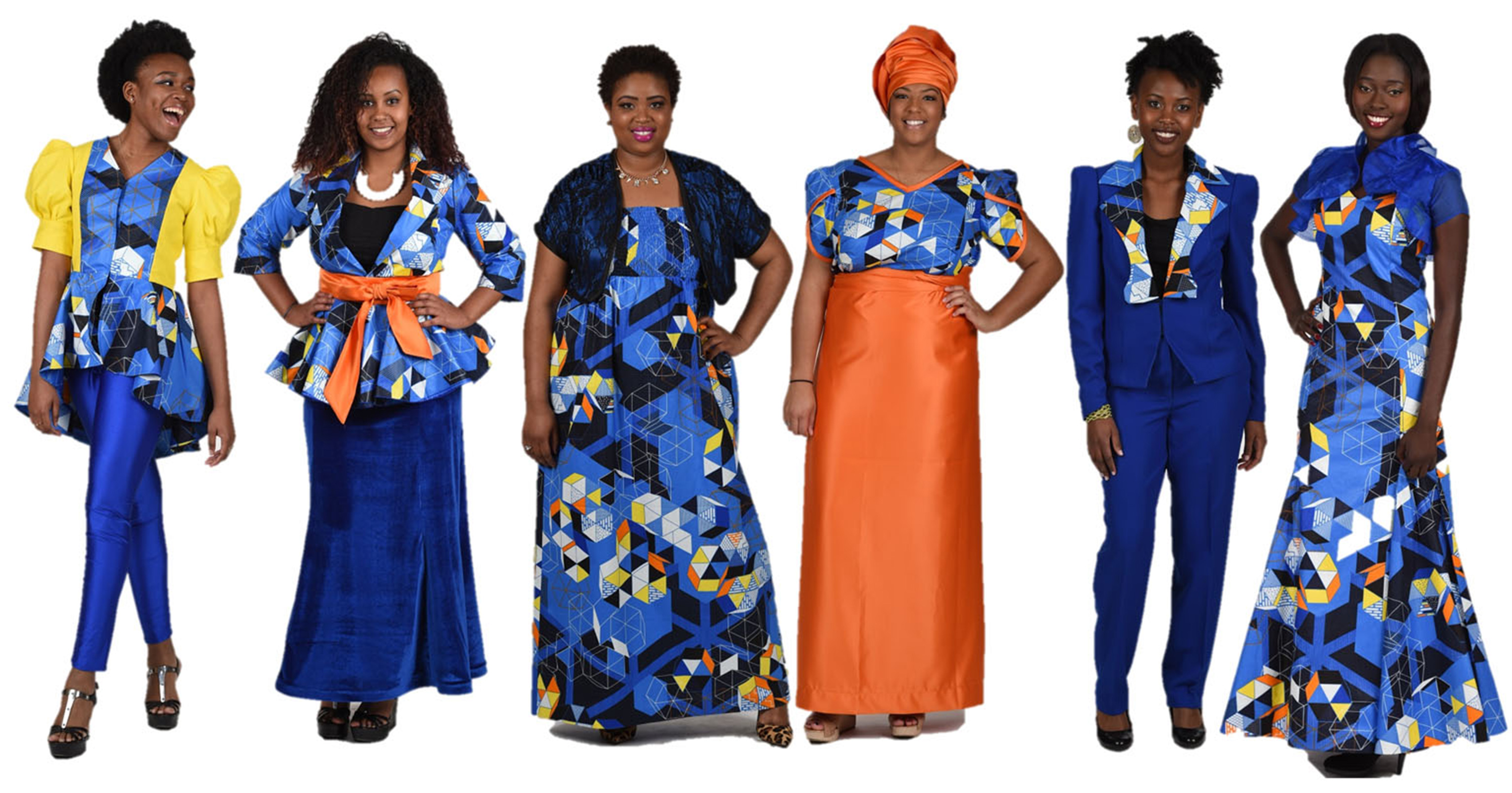 Exploring Fashion, Fit For African Women Of All Sizes