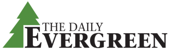 Daily Evergreen logo