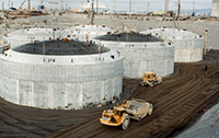 Hanford double shell tanks