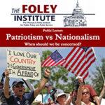 foley patriotism vs nationalism copy