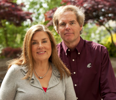 Through their generous commitment, Liz and Mike Johnson are ensuring the ability of WSU Libraries to adapt to future technologies and changing demands.