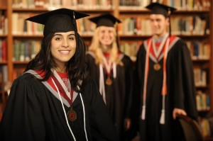 Scholarships can make it possible for WSU students to take advantage of the full college experience.