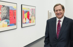 Jordan Schnitzer's gift launches the $15 million campaign for a new and larger Museum of Art at WSU into the public phase of fundraising.