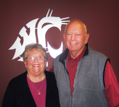 Bill and Joy Goodenough give back to WSU in gratitude for the education that launched Bill's 45-year career.