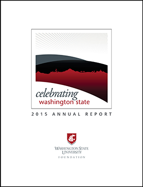 Fiscal Year 2015 Annual Report cover.